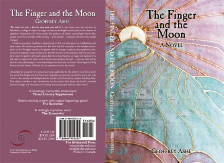 The Finger And The Moon by Geoffrey Ashe