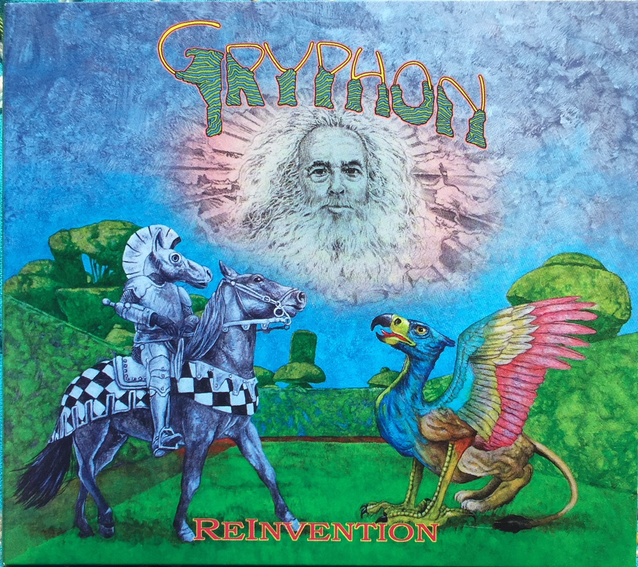 Gryphon's ReInvention Reviewed